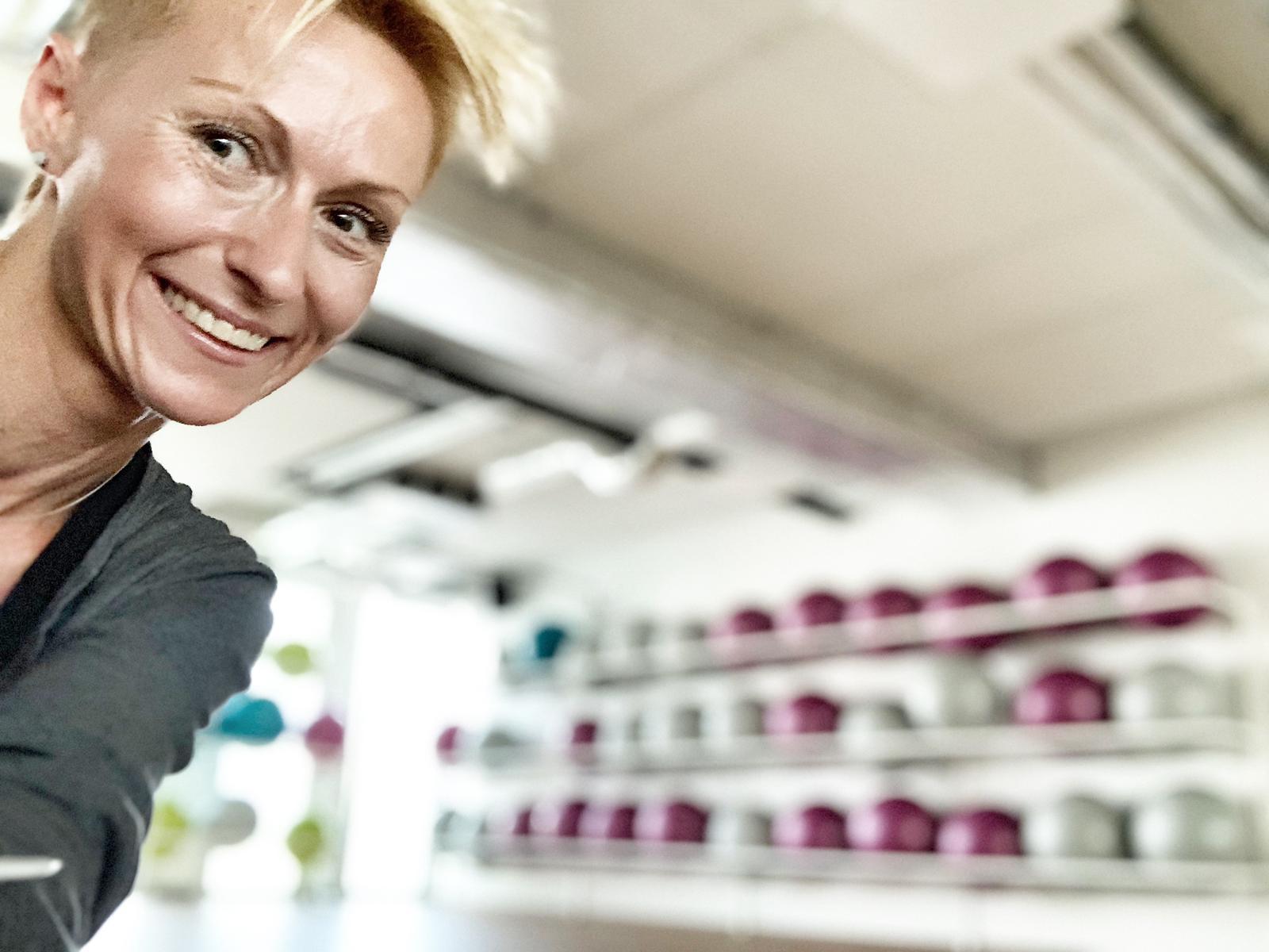 Kamila Nowowiejska o kreatywności z biznesie fitness