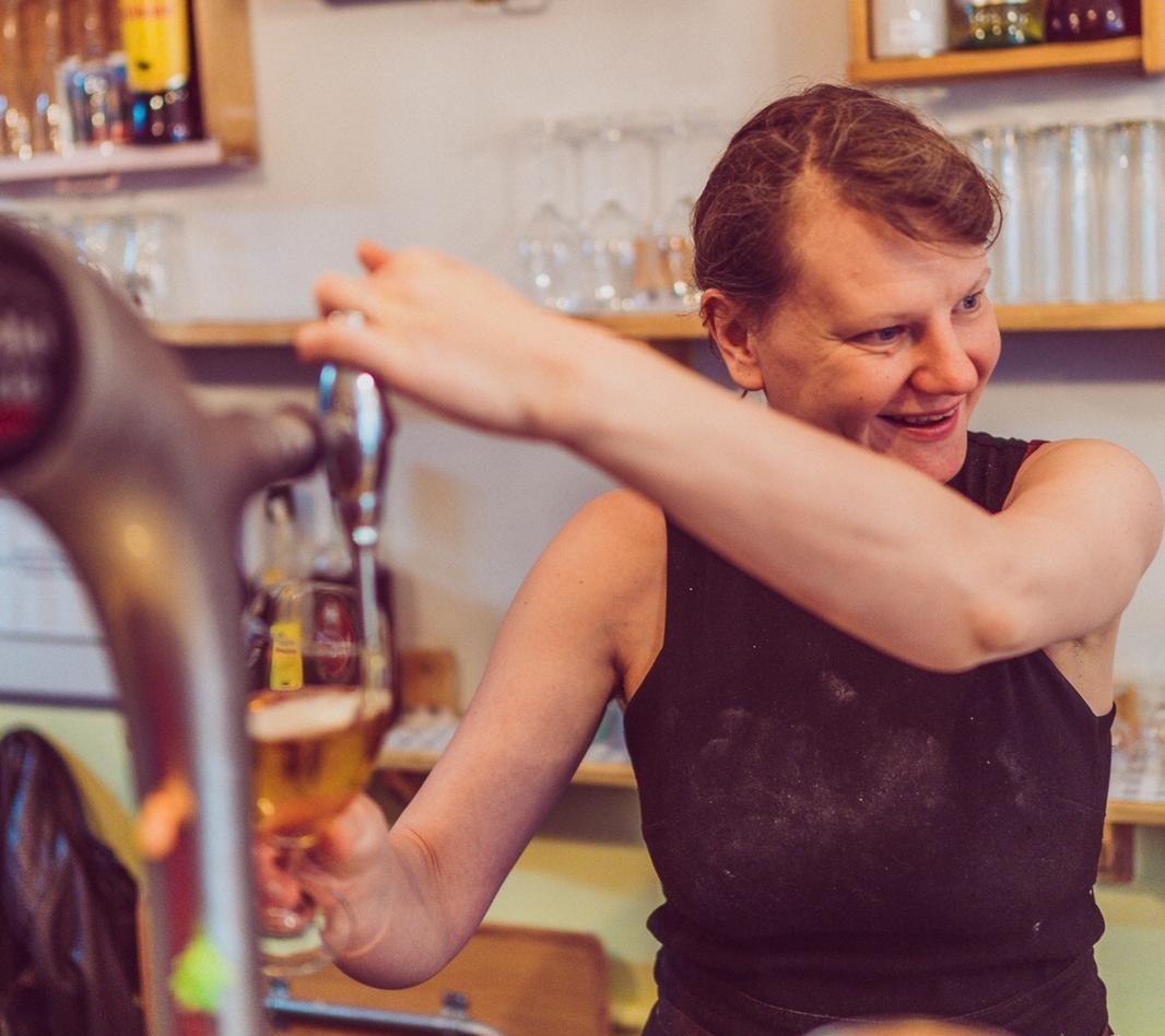 Jak zrealizować swoje marzenie w Barcelonie – Ania Bielecka